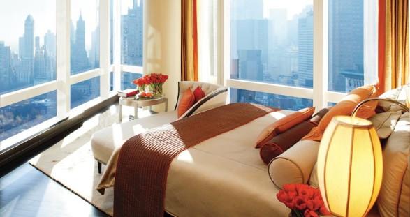 Genießen Sie ein luxuriösen Escort Date in einem der besten Hotels der Welt – dem Mandarin Oriental in New York.