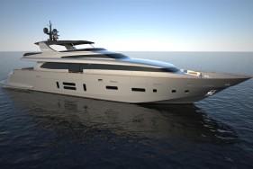 """Die """"Canados 120 Far Away"""" ist der Inbegriff einer Luxus-Yacht. Unsere charmanten Escort Models sind sinnliche Bereicherungen für Ihre nächste Tour ..."""