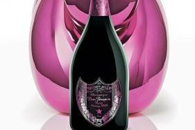 Der Dom Pérignon Rosé Vintage 2003 in der Balloon Venus von Jeff Koons – ein verheißungsvoller Vorbote für einen unvergessliches Escortservice mit Ihrem lasziven Escort Model.