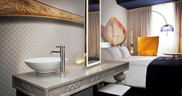 Style! Elite Escortservice im Boutique-Hotel Andaz in Amsterdam