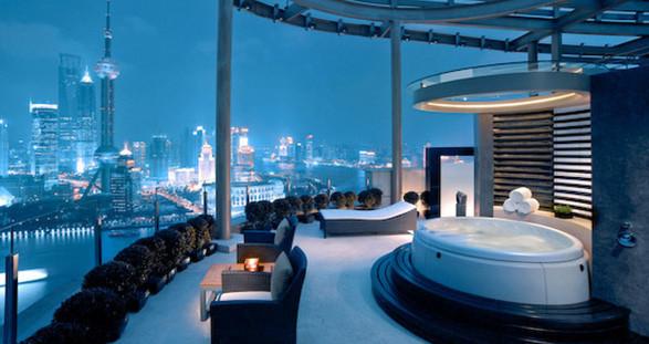 Elite Escortservice im Hyatt / Shanghai
