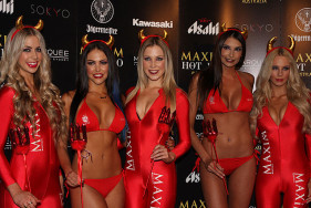 VIP Escort Service Los Angeles & Maxim Halloween Party