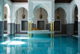 VIP Escort Marrakesch & das Hotel Mamounia