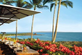 Lanai Four Seasons mit Ihrem VIP Escort Girl