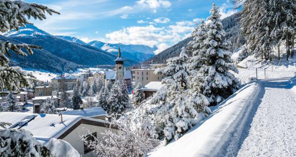 Deluxe Escortservice in Davos
