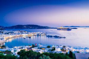VIP Escort Service auf Mykonos