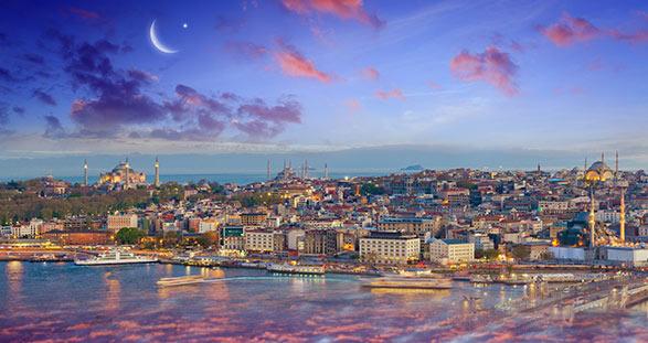 Traumhaft! Ein Escort Rendezvous in Istanbul