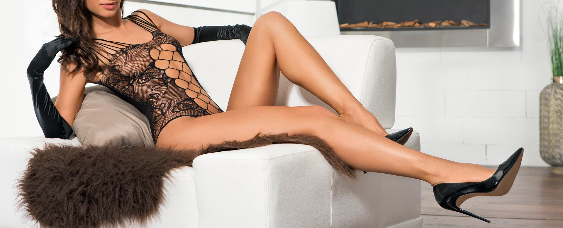Rassige Escort Lady Esther