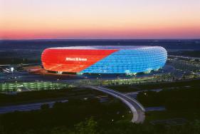 Ein hochkarätiges Champions League Spiel + in der VIP-Area der Allianz Arena + unserem Elite Escort Service München = DAS perfekte Escort Date!