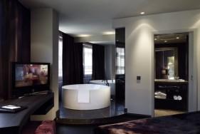 """Das noble Design Hotel Roomers ist """"The Place to be"""", um unseren VIP Escortservice in Frankfurt auszukosten."""