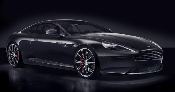 Aston Martin DB9 Carbon Edition & VIP Escorts