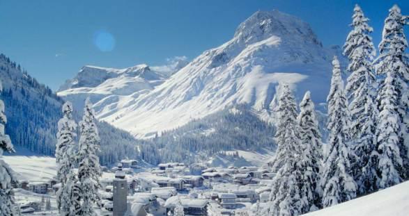 Top Escort Service in Lech am Arlberg