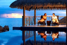 VIP Escortservice in Turtle Island Resort Fiji
