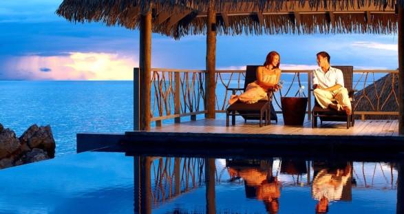 VIP Escortservice in Turtle Island Resort Fiji