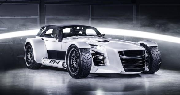 VIP Escort im Donkervoort D8 GTO