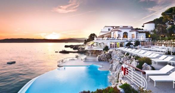 VIP Escortservice im Hotel du Cap-Eden-Roc