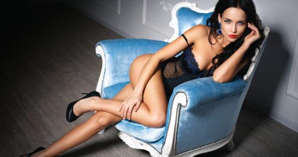 Elite Escort Lady: Sexy sein auf ganzer Ebene!