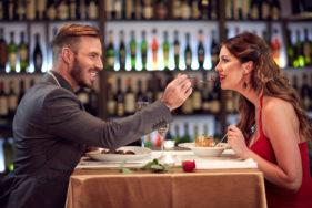 Kulinarische Fails beim Escort Date