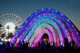 VIP Begleitservice auf dem Coachella Festival