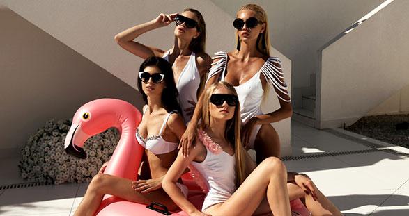 Party Escort Girls im Ushuaia Ibiza