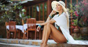 Hübsches junges blondes Escort auf Ischia