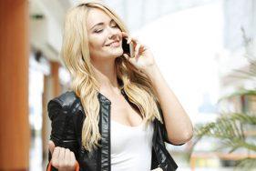 Escort Girl Prag die am Telefon spricht