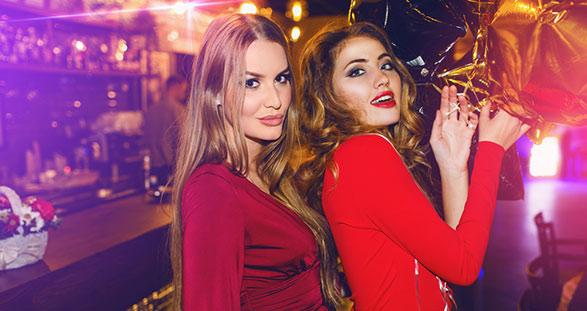 Escorts Girls im Londoner VIP Club