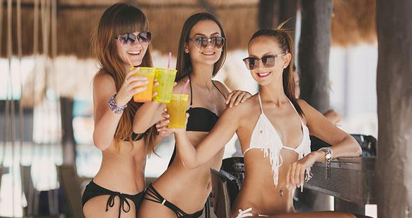 Escort Girls im OMNIA Bali Club